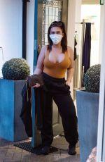 LAUREN GOODGER Leaves Dental Clinic in Chigwell 07/01/2020