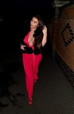 LAUREN GOODGER Night Out in Essex 07/09/2020