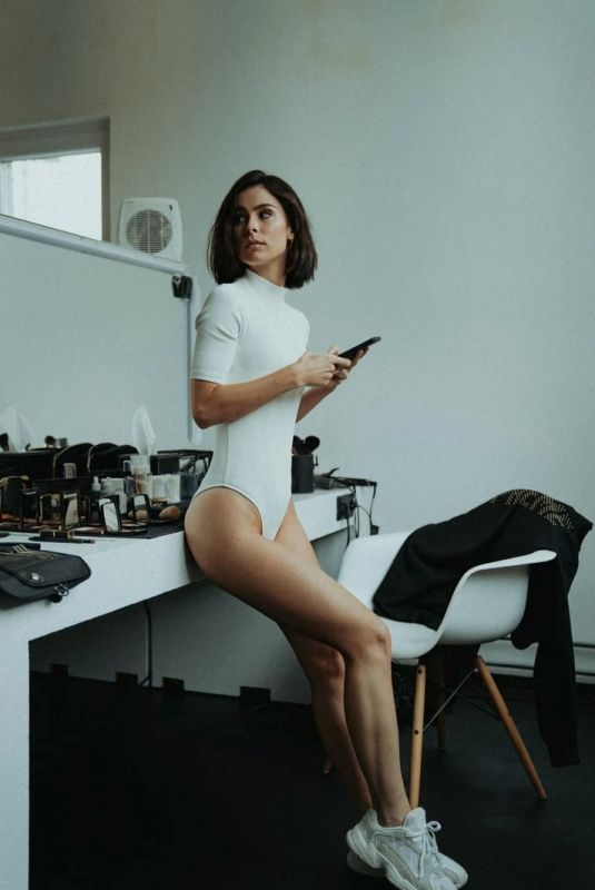LENA MEYER-LANDRUT at a Photoshoot, 2020