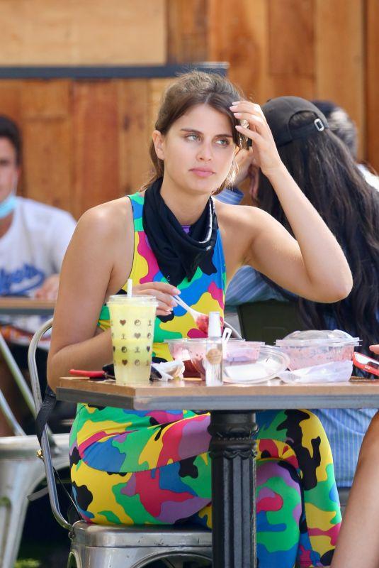 LIVIA PULLMAN Out in Venice Beach 07/26/2020