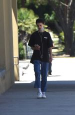 MARGARET QUALLEY Out and About in Los Angeles 06/30/2020