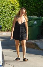MARGOT ROBBIE Out and About in Los Angeles 07/05/2020