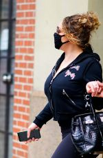MARIAH CAREY Out and About in New York 07/06/2020