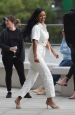 MAYA JAMA at Peter Crouch Save Our Summer End of Series Party 07/14/2020