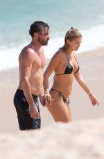 MEGAN BLAKE IRWIN in Bikini at a Beach in Cabo San Lucas 07/22/2020