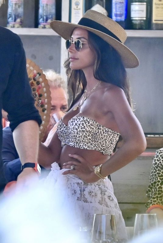 MICHELLE KEEGAN on Vacation in Spain 07/19/2020