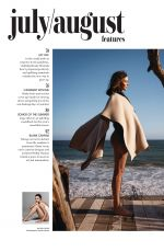 MIRANDA KERR in Ocean Drive Magazine, July/August 2020