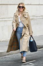 MOLLIE KING Out and About in London 07/12/2020