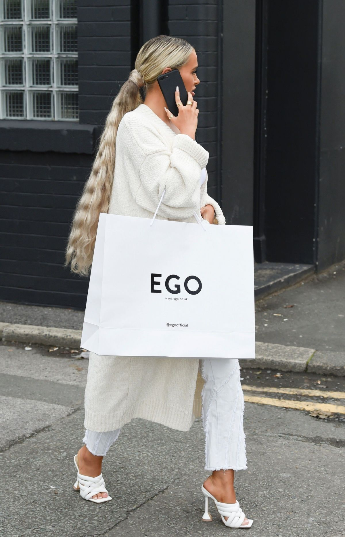 Molly Mae Hague launches her exclusive collection with EGO