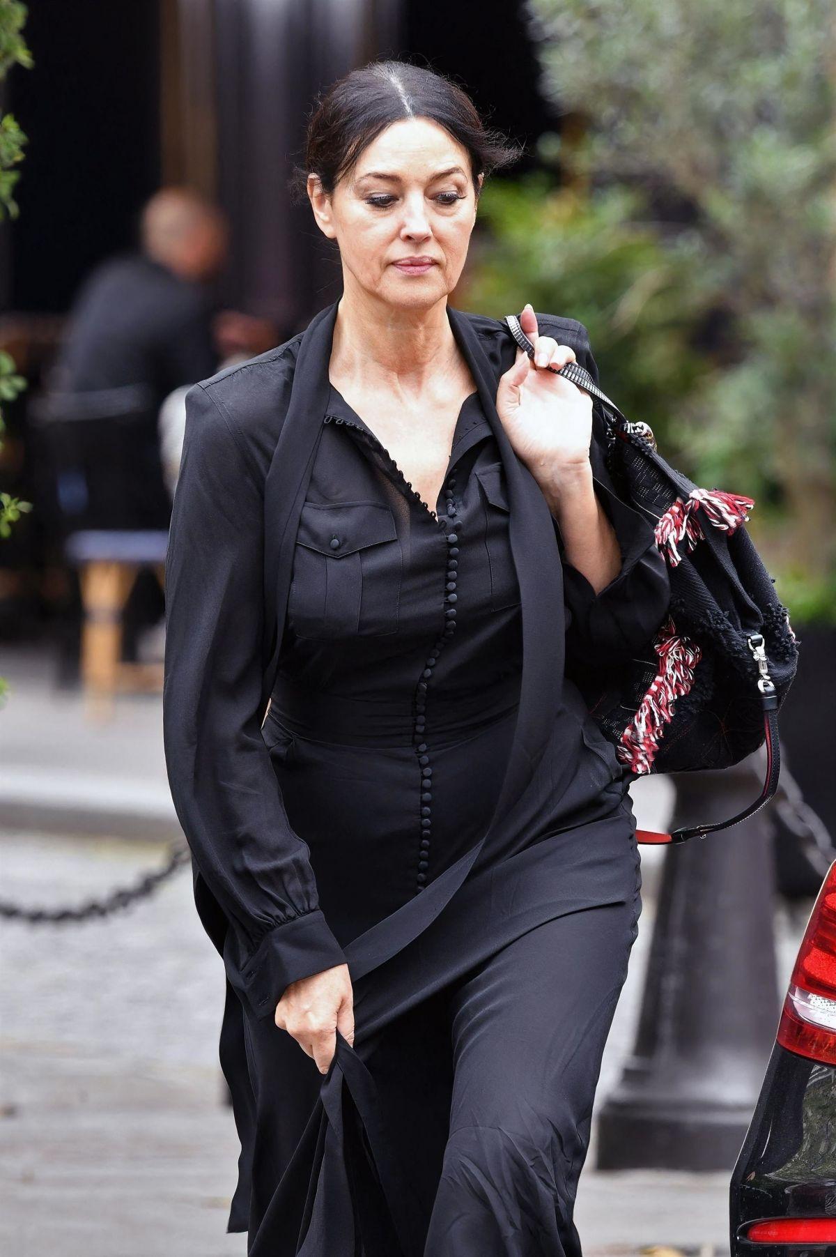 Monica Bellucci 2021