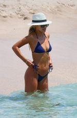 MONTANA BROWN in Bikini at a Beach in France 07/18/2020