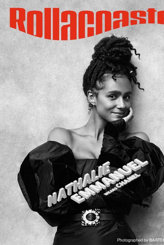 NATHALIE EMMANUEL for Rollacoaster Autumn/Winter 2020