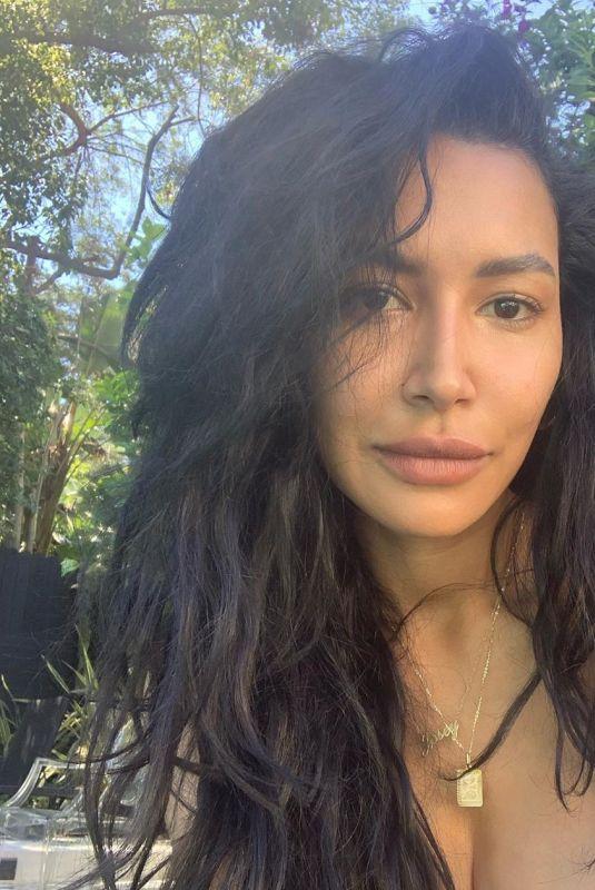 NAYA RIVERA - Instagram Photos, July 2020