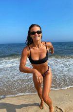 NINA AGDAL in Bikinis - Instagram Photos 07/30/2020