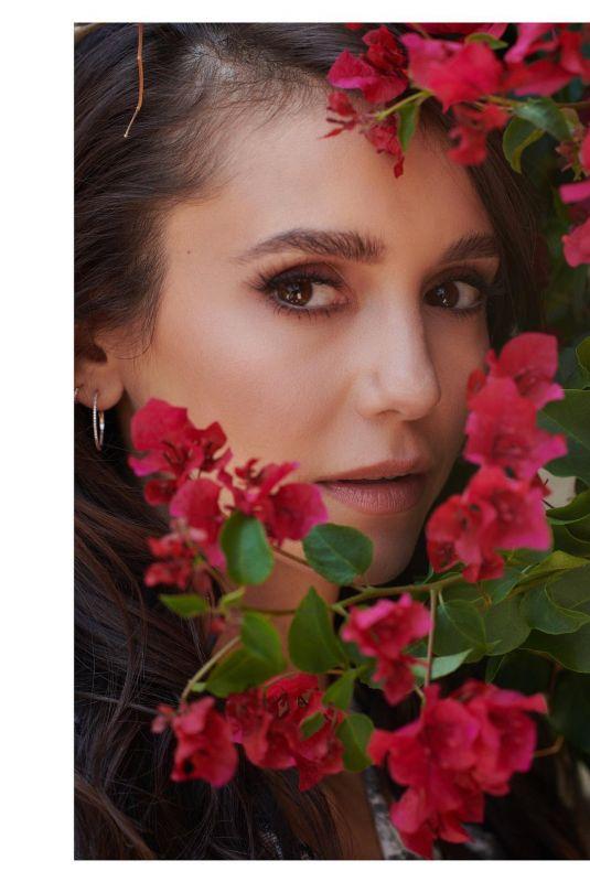 NINA DOBREV at a Photoshoot, July 2020