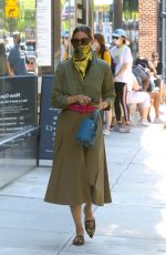 OLIVIA PALERMO Out and About in New York 07/12/2020