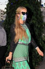 PARIS and NICKY HILTON Out in Los Angeles 07/01/2020
