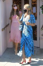 PARIS and NICKY HILTON Out in Los Angeles 07/27/2020