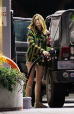 PARIS JACKSON at a Gas Station in Los Angeles 06/30/2020