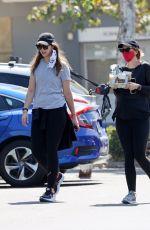 Pregnant KATHERINE SCHWARZENEGGER Out Hikinig with Her Sister CHRISTINA SCHWARZENEGGER in Santa Barbara 07/05/2020