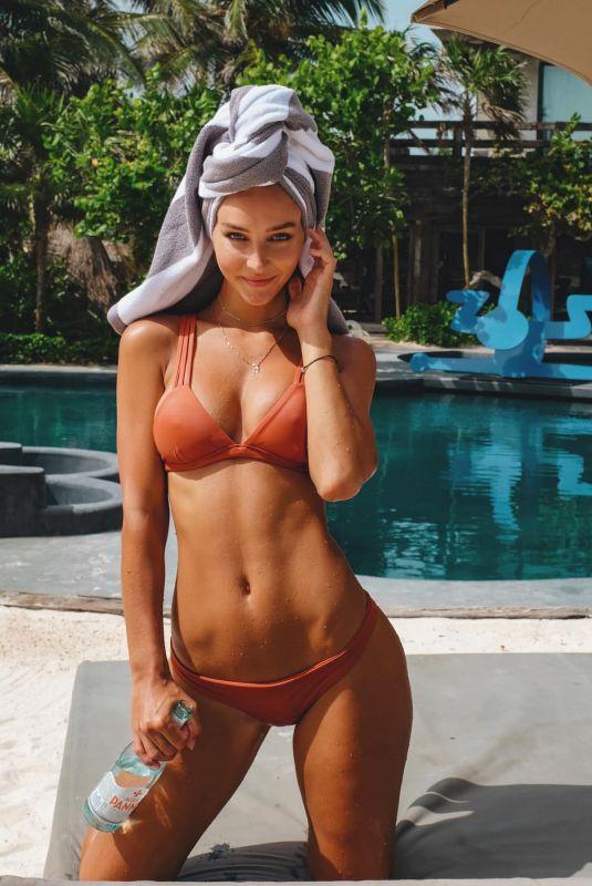 RACHEL COOK in Bikini - Instagram Photos 07/01/2020