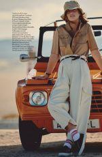 REGITZE CHRISTENSEN in Elle Magazine, Italy July 2020
