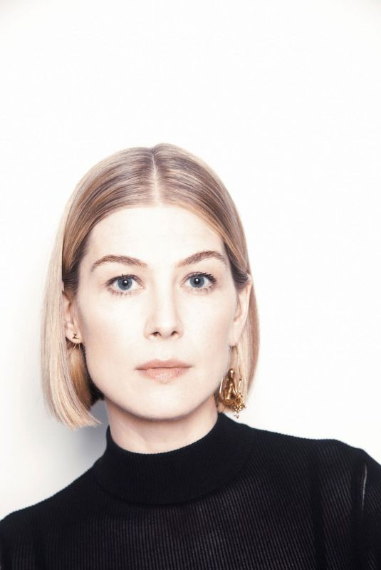 ROSAMUND PIKE for Paris Match Magazine, 2020