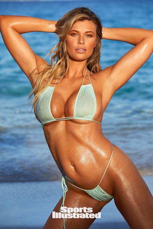 SAMANTHA HOOPES in Sports Illustrated Swimismuit 2020 Issue