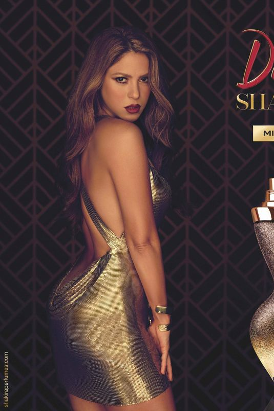 SHAKIRA for Perfume Dance Midnight, 2020