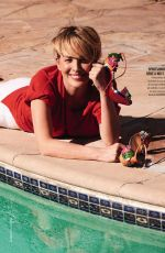 SHARON STONE in Natural Style Magazine, July 2020