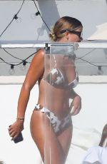 SOFIA RICHIE in Bikini in Malibu 07/05/2020