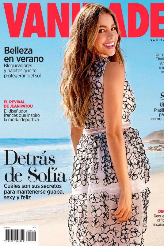 SOFIA VERGARA in Vanidades Magazine, Mexico July 2020
