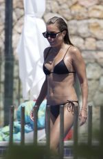 SYLVIE MEIS in Bikini at a Pool in Spain 07/20/2020
