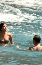 TAMARA FRANCESCONI in Bikini at Amalfi Coast 07/08/2020