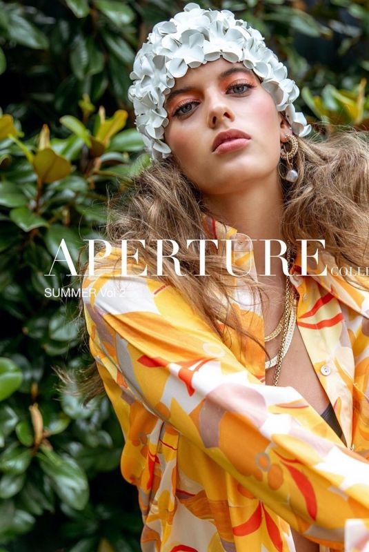 TAYA BROOKS for Aperture Collective Summer 2020, Volume 2