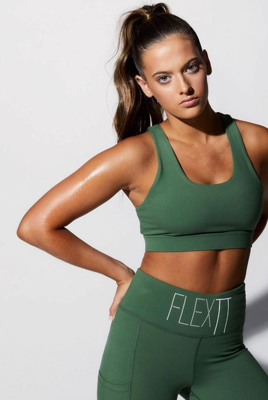 TAYA BROOKS for FlexTT Apparel, Summer 2020