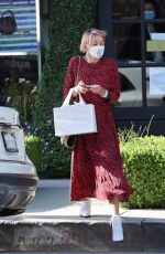 TINA LOUISE Shopping at Stella McCartney in Los Angeles 07/01/2020