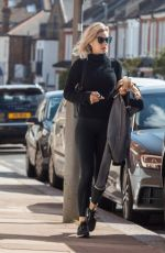 VANESSA KIRBY Out in London 07/10/2020