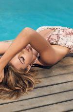 ABIGAIL ABBEY CLANCY for Lipsy Swimwear, August 2020