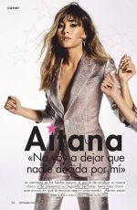 AITANA OCANA in Cosmopolitan Magazine, Spain September 2020