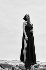 ALBA BAPTISTA for Flame Magazine, August 2020