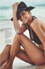 ALESSANDRA AMBROSIO in Elle Magazine, Portugal August 2020