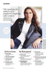 ALEX MORGAN in Shape Magazine, September 2020