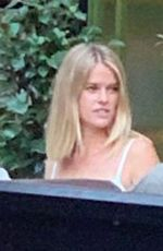ALICE EVE at Chiltern Firehouse in London 08/20/2020