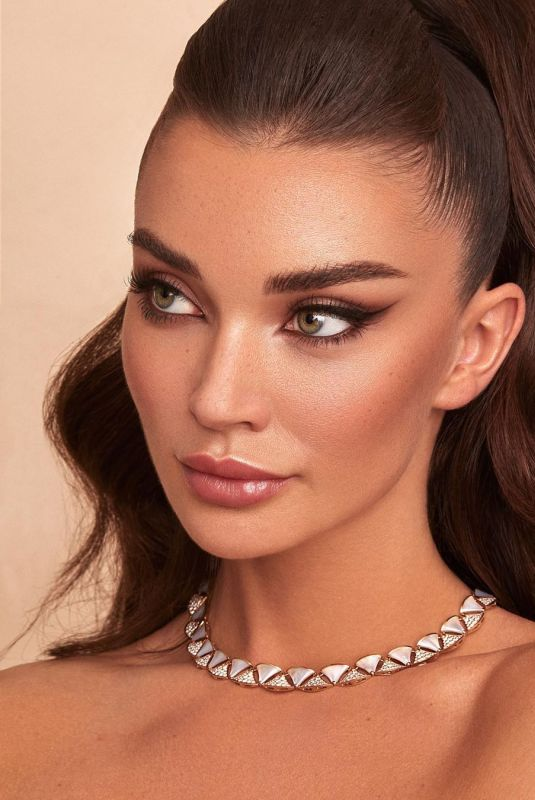 AMY JACKSON at a Photoshoot, August 2020