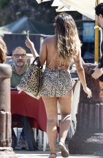 ANITTA Out on Vacation in Italy 08/21/2020