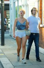 ANNA ERMAKOVA Out and About in Chelsea 08/09/2020