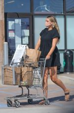 APRIL LOVE GEARY Out Shopping in Malibu 08/07/2020