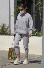 ASHLEY TISDALE Out Shopping in Beverly Hills 08/04/2020