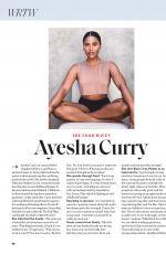 AYESHA CURRY in Shape Magazine, September 2020
